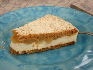 Pear cake (AKA Heaven on a plate)