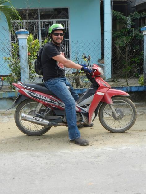Born to ride!