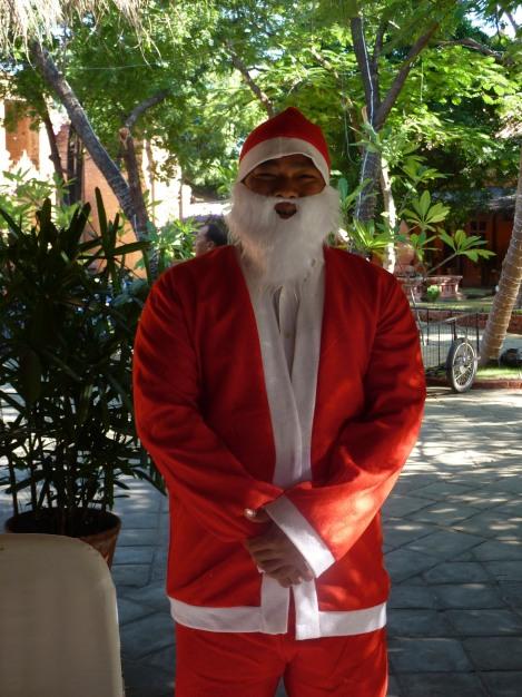 Burmese Santa