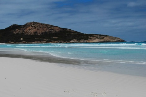 Yet another gorgeous Esperance beach.