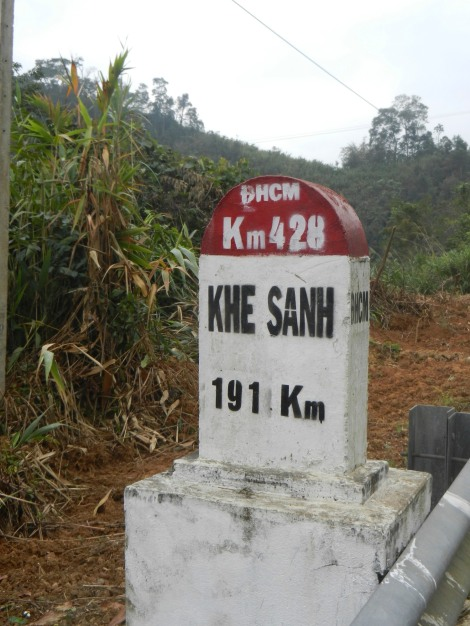 On the road to Khe Sanh